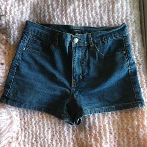 Forever 21 High Waisted Jean Shorts ✨